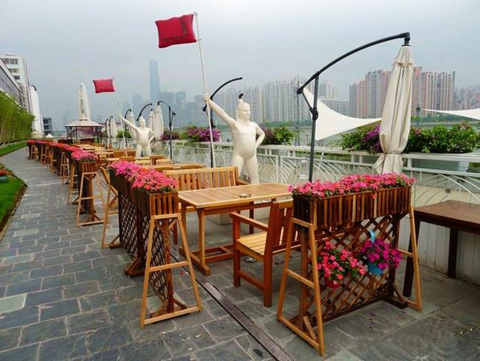 Spicy, Authentic Sichuan Food in a Romantic Setting Guangzhou  China