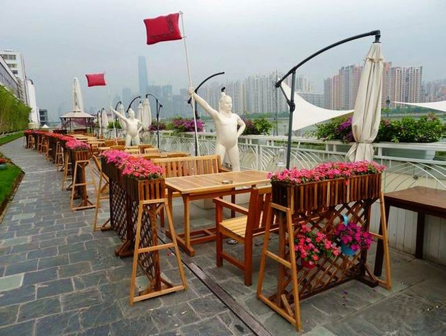 Spicy, Authentic Sichuan Food in a Romantic Setting