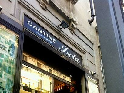 Cantine Isola Milan  Italy