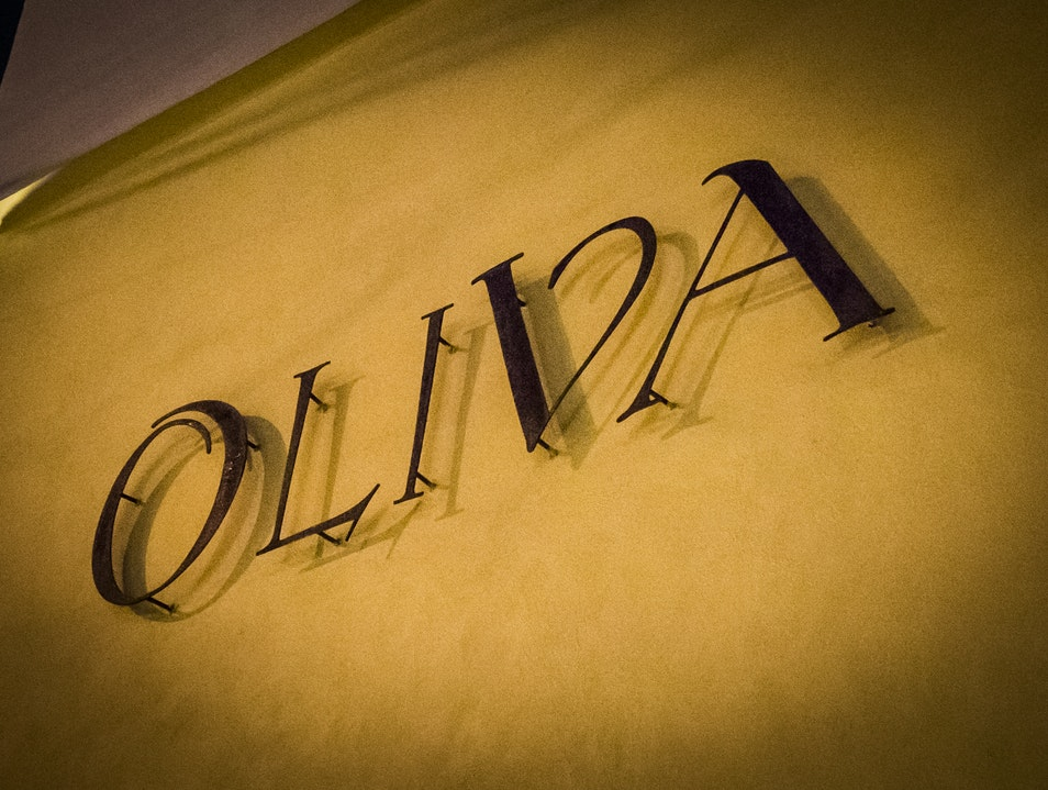 Oliva–Italian Fare in Merida Merida  Mexico