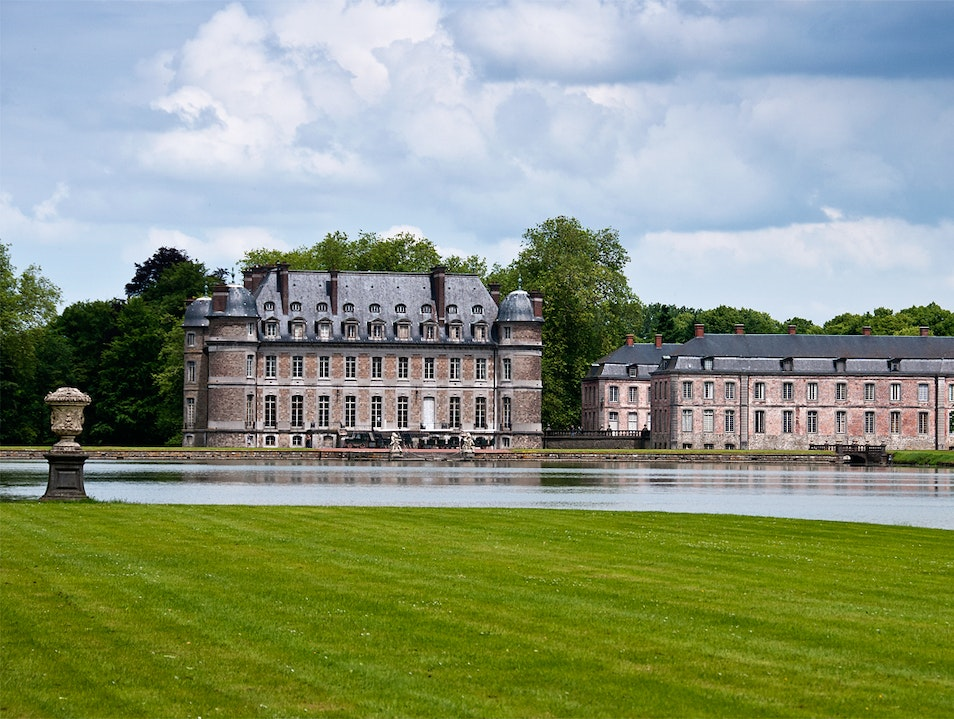 Visit One of Belgium's Grand Chateaux Beloeil  Belgium