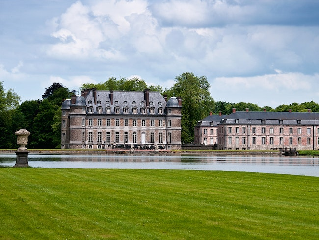 Visit One of Belgium's Grand Chateaux