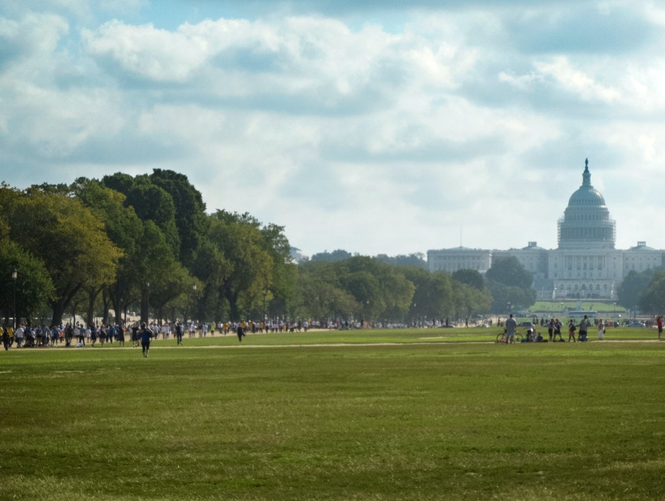 National Mall: The Heart of Washington, D.C. Champlain Virginia United States