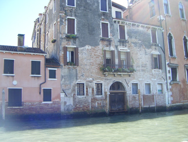View of teh Grand Canal