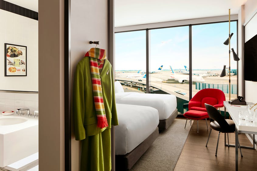 Everything You Need to Know About the TWA Hotel Opening at JFK