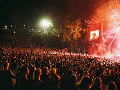Splendour in the Grass Festival: North Byron Parklands Yelgun  Australia