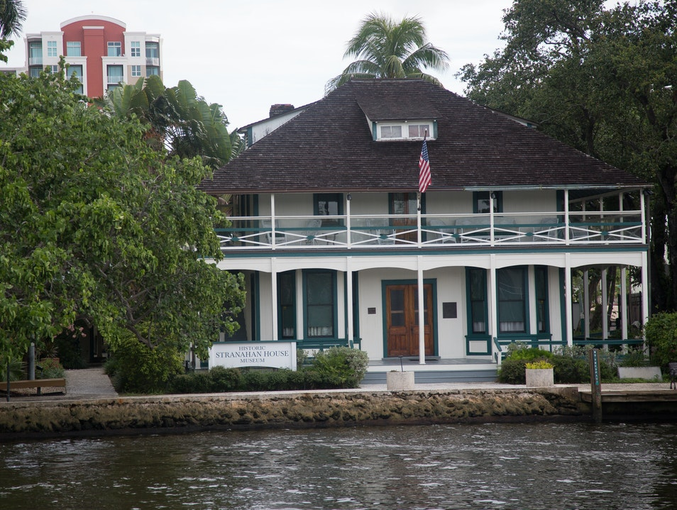 Stranahan House Fort Lauderdale Florida United States