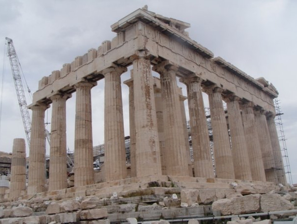 Must do while in Athens