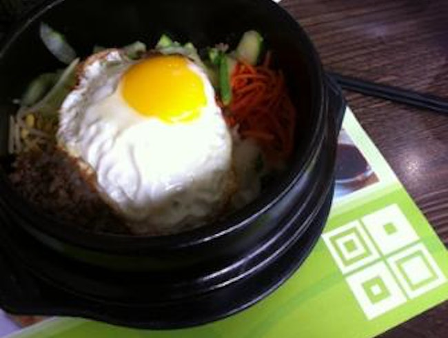 Discover Korean Cuisine in Patronato