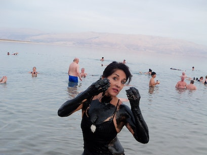 Dead Sea   Earth