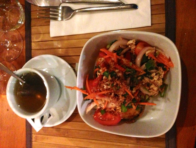 Embrace the spice at Thai Siam