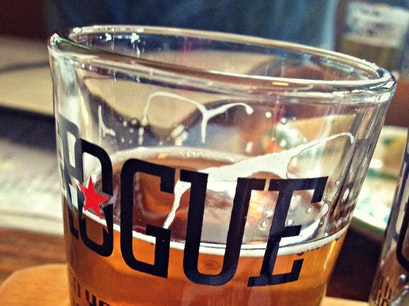 Rogue Distillery and Public House Portland Oregon United States