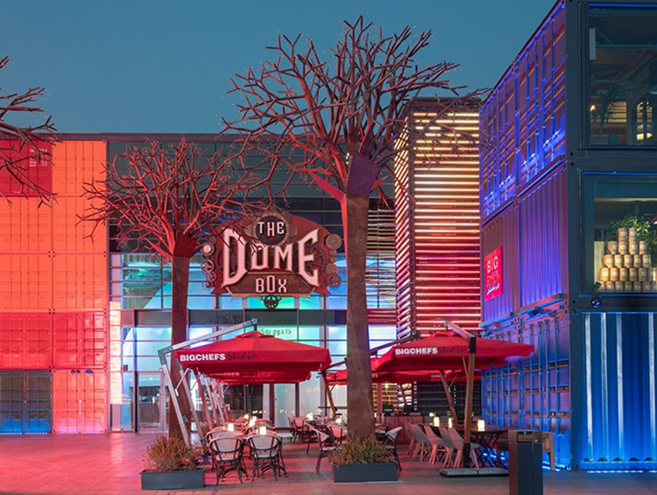 Boxpark Dubai  United Arab Emirates
