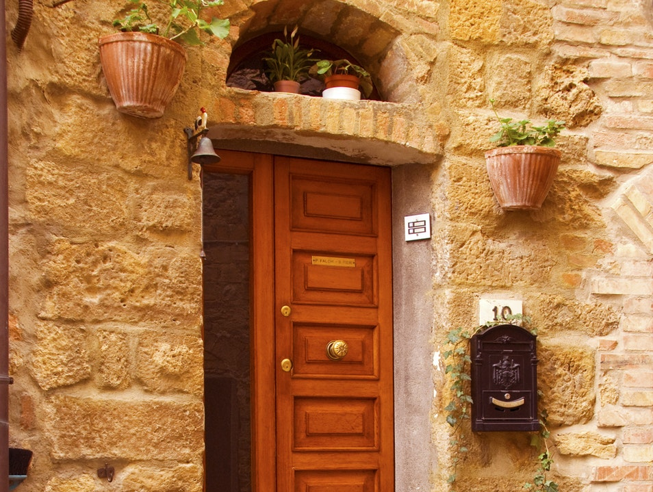 An Oasis Called Home Volterra  Italy