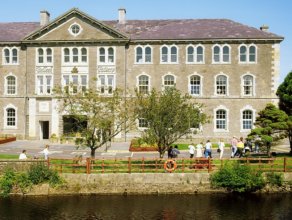Belleek Pottery Belleek  United Kingdom