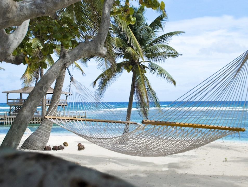 A Relaxed Resort in Cayman Brac
