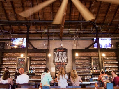 Yee-Haw Brewing Company Johnson City Tennessee United States