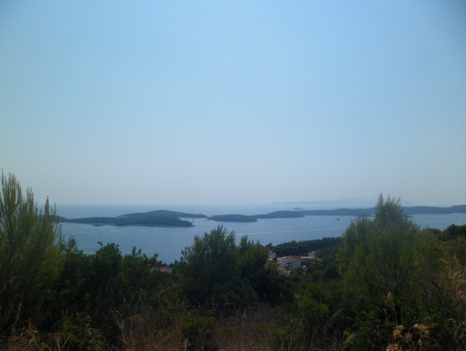 Cycle the hills of Hvar (earn your beach cocktail) Hvar  Croatia