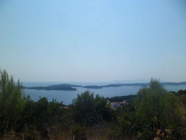 Cycle the hills of Hvar (earn your beach cocktail)