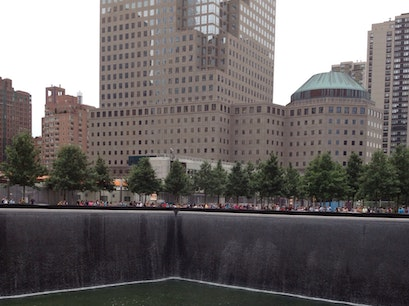 9/11 Memorial Site New York New York United States