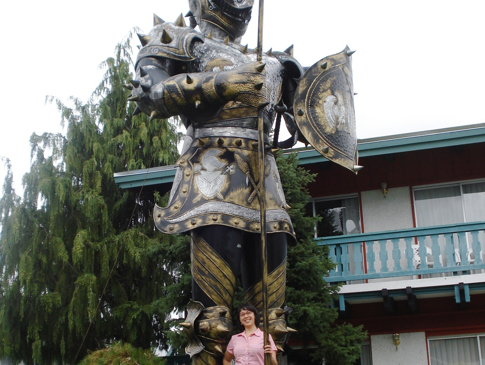 Stay For the Knight Leavenworth Washington United States