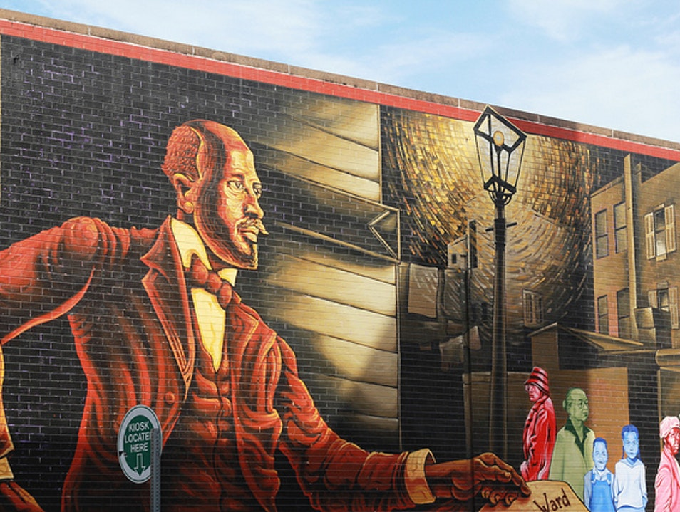 Tour the Murals in Philadelphia  Philadelphia Pennsylvania United States