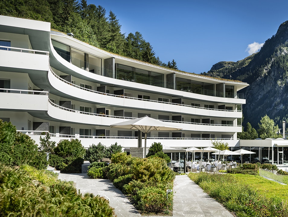 7132 Hotel Vals  Switzerland