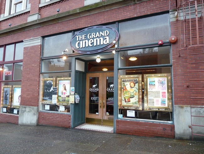 Take In a Film at Grand Cinema