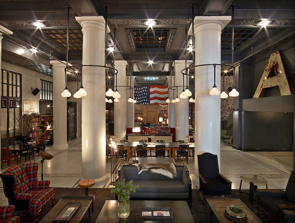 Ace Hotel New York New York New York United States
