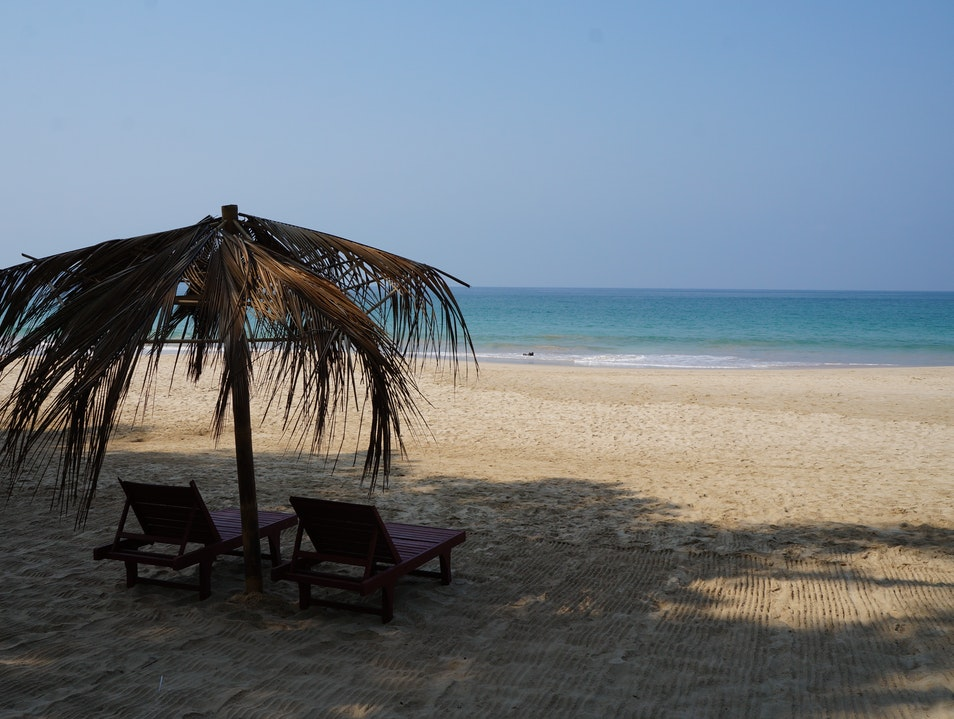 I Finally Found Heaven on a Beach in Ngapali