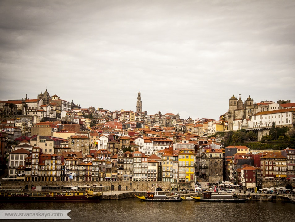 Porto, one of the most beautiful cities Porto  Portugal