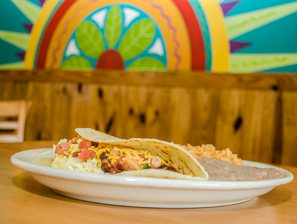 Family Recipes Produce Best Tacos in Central Texas Bryan Texas United States