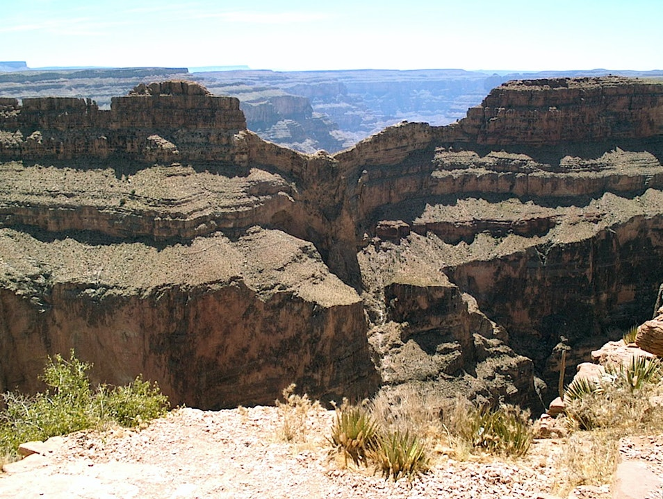Eagle Rock, West Rim Grand Canyon GRAND CANYON Arizona United States