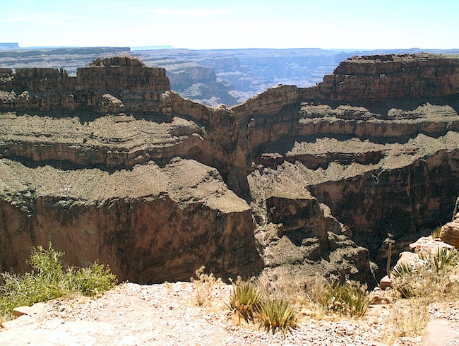 Eagle Rock, West Rim Grand Canyon