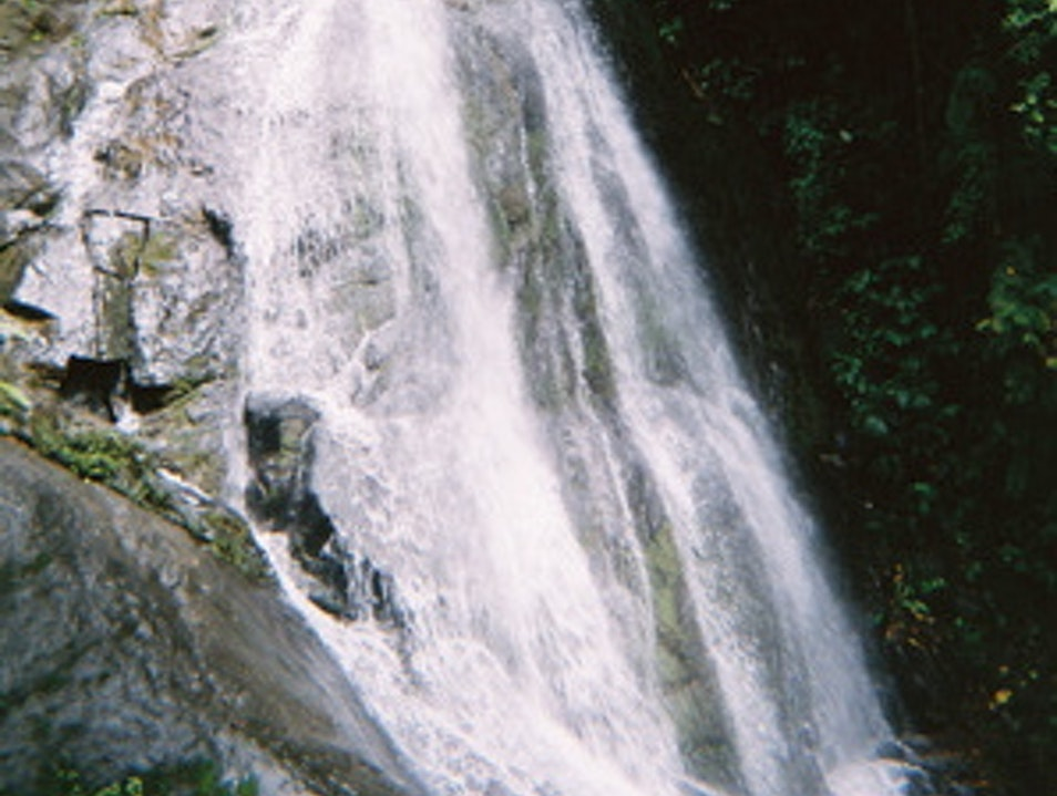 Waterfall Rappel  Heredia  Costa Rica