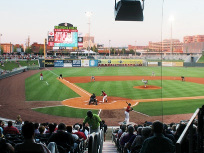 Regions Field Birmingham Alabama United States