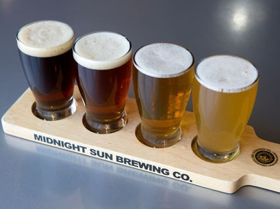 Midnight Sun Brewing Co. Anchorage Alaska United States