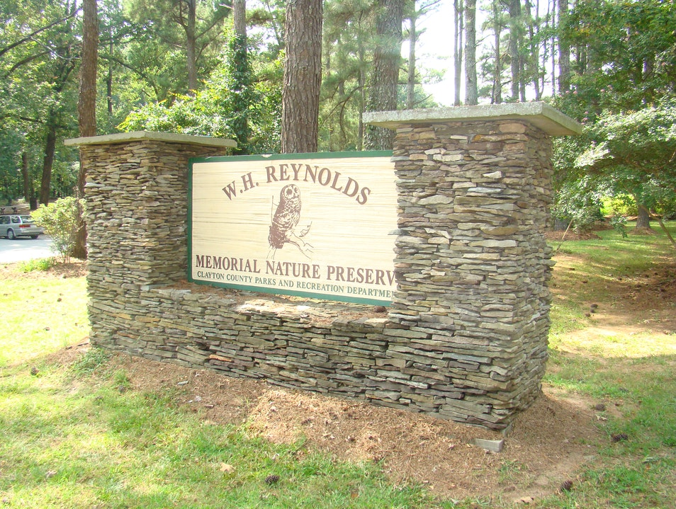 A Serene Historic Escape at Reynolds Nature Preserve