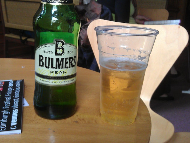 Bulmers at the Fringe