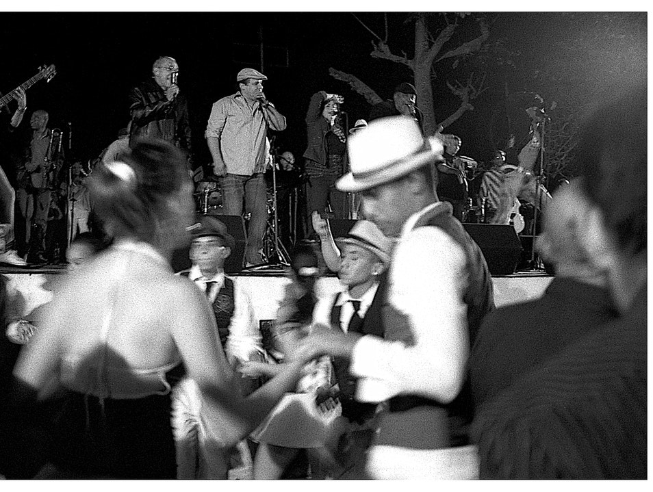 Dance Salsa Beneath the Stars Havana  Cuba