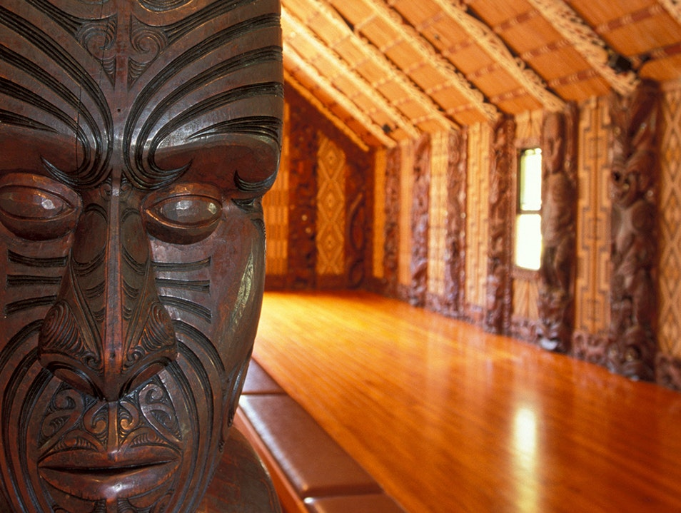 Waitangi Treaty Grounds Waitangi  New Zealand