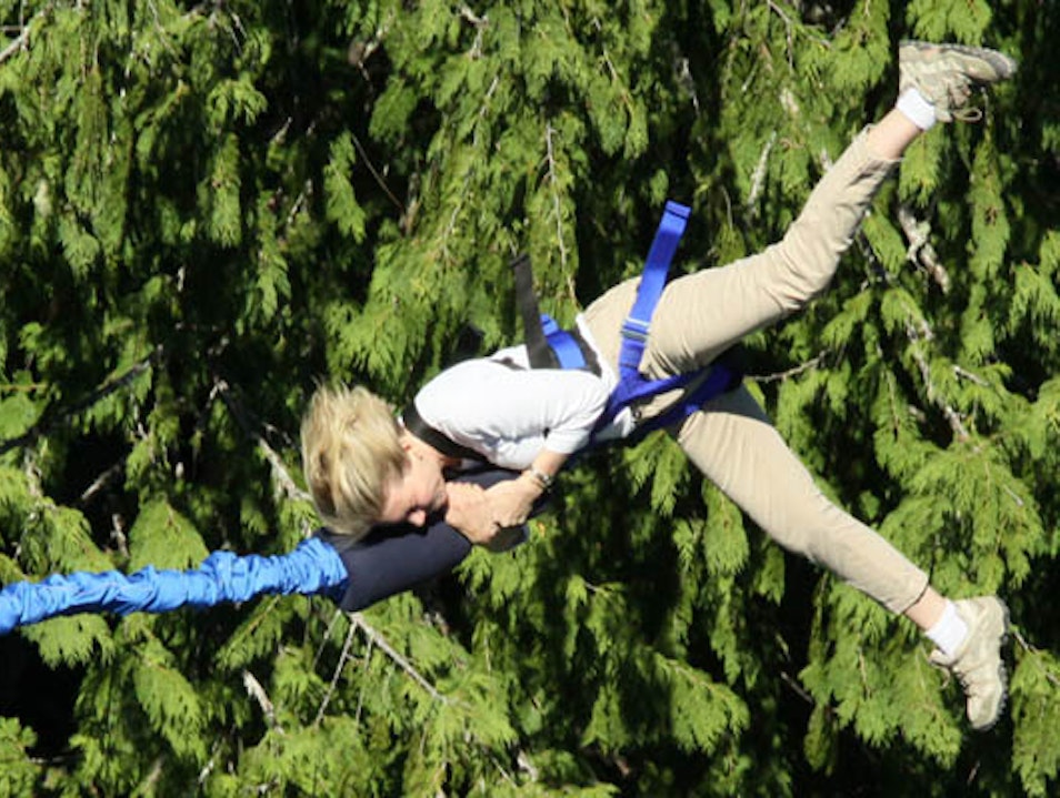 Ultimate Rush at Whistler Bungee