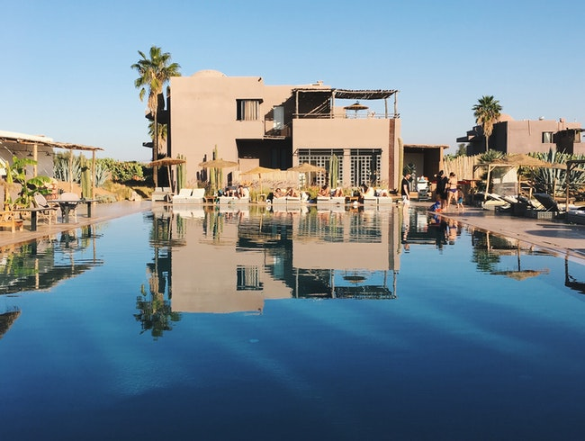 The Trendiest Hotel in Marrakech