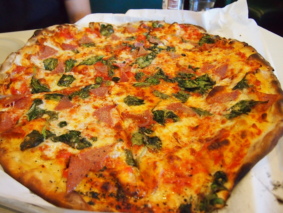 The Best Pizza New Haven Connecticut United States