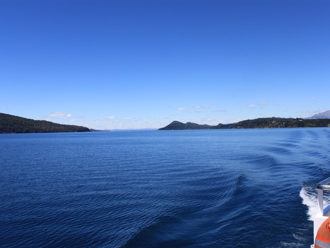 The Most Beautiful Blue - Nahuel Huapi
