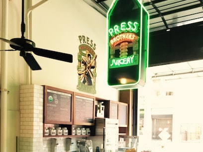 Press Brothers Juicery Los Angeles California United States