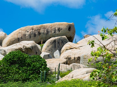 Ayo and Casibari Rock Formations Casibari Rock Formations  Aruba