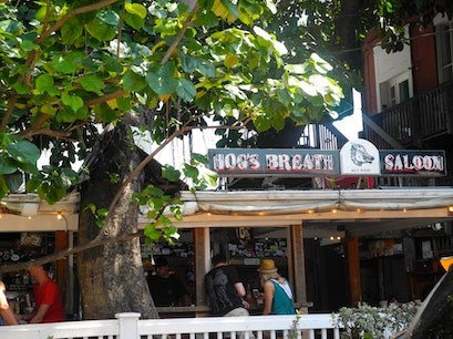 Hog's Breath Saloon Key West Florida United States