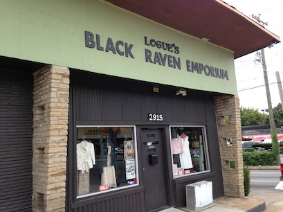 Logue's Black Raven Emporium / Cult Fiction Underground Nashville Tennessee United States