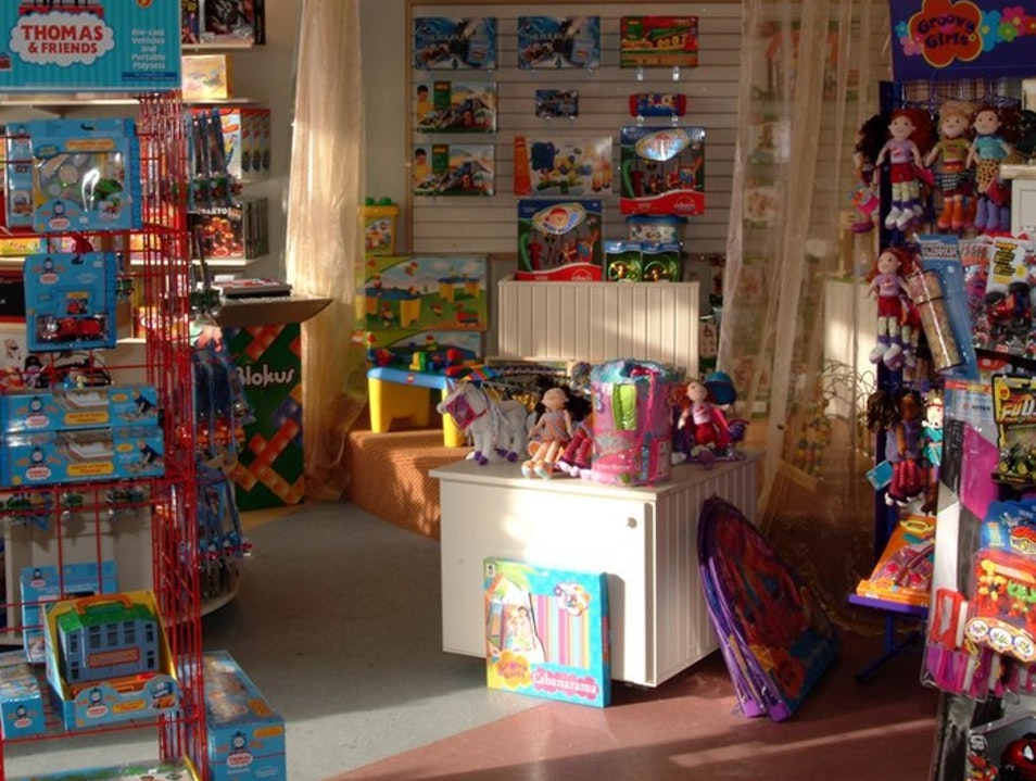 A Toy Store Story